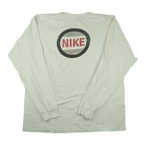 Other - Vintage 90s Nike White Tag Long Sleeve Shirt L